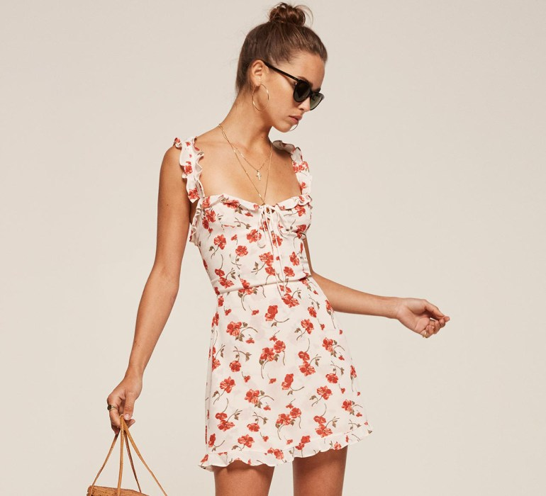 Floral Dress | Photogenic Dress to Travel With This Summer | Summer Wardrobe | Summer Must-Haves