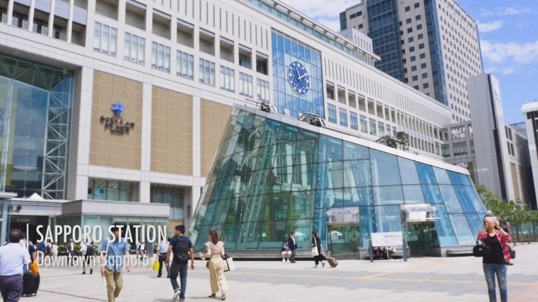 Sapporo Station