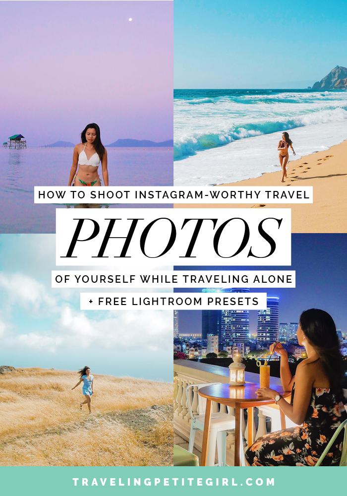 How to Shoot Instagram-Worthy Travel Photos of Yourself While