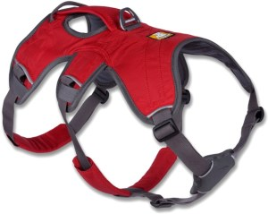 Ruffwear escape-proof dog harness