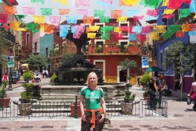 Carmen in Guanajuato, Mexiko