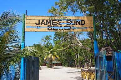 James Bond Beach