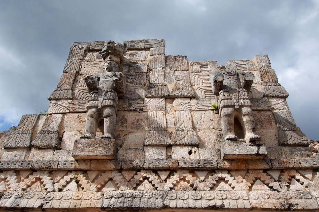 Kabah, Mexiko