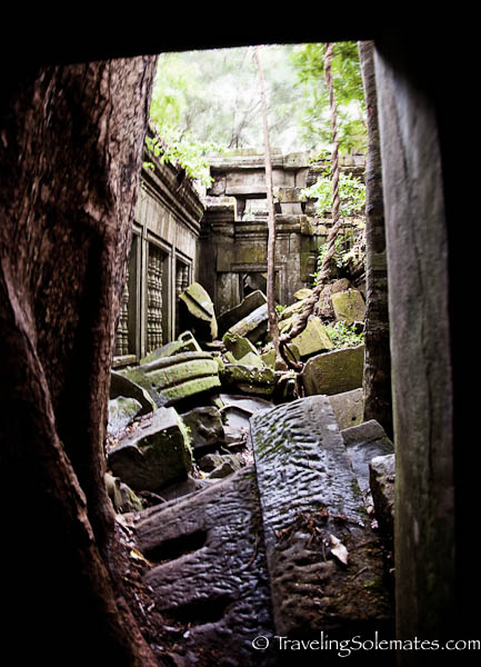 Ruins of Beng Mealea, Cambodia