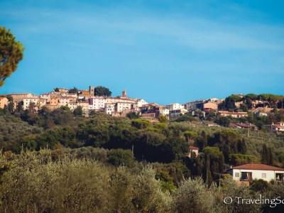 Castanegto Carducci, Tuscany, Italy