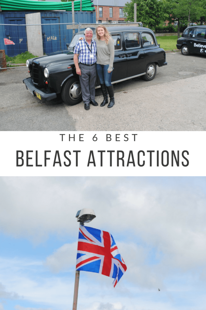 The 6 Best Belfast Attractions - The Traveling Spud