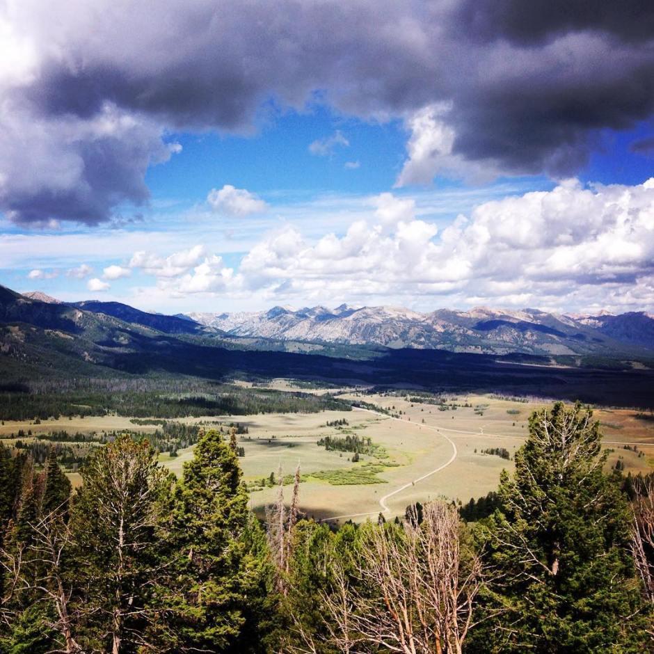 A little bit of Idaho magic ✨