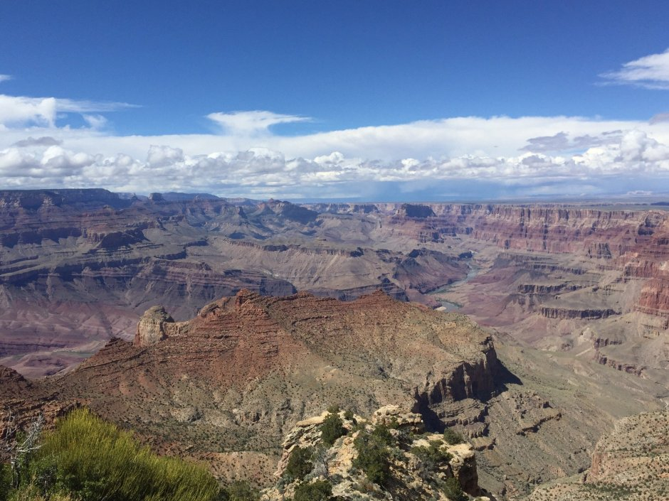 A Day at the Grand Canyon South Rim