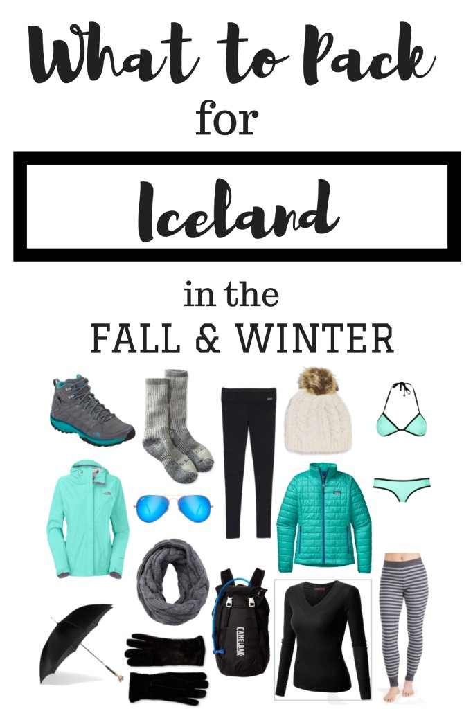 What To Pack For Iceland In Fall Amp Winter The Traveling Spud