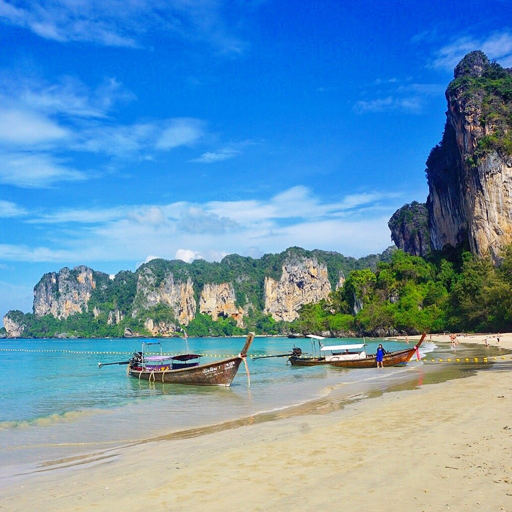 Long Beach Koh Phi Phi: Thailand Travel Guide: What To See, Do & Eat
