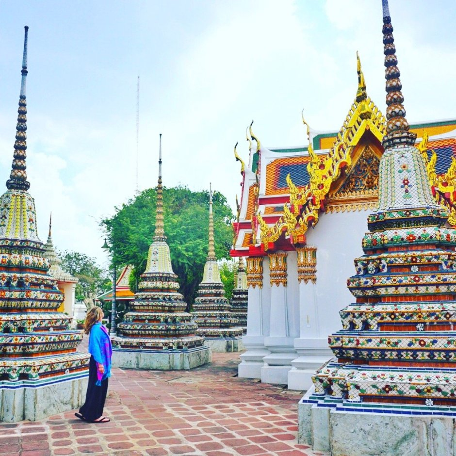 Grand Palace Thailand - Diaries Around the Word
