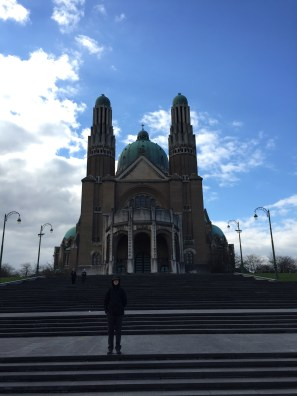 Basilica Koekelberg