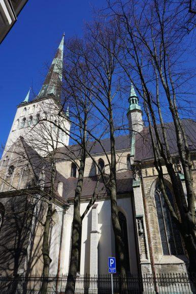 St. Olaf's Tallinn, Estonia