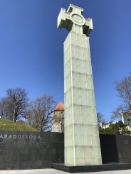Freedom Monument, Tallinn, Estonia
