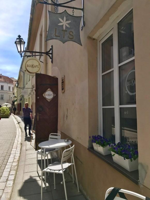 Bookafe, Vilnius