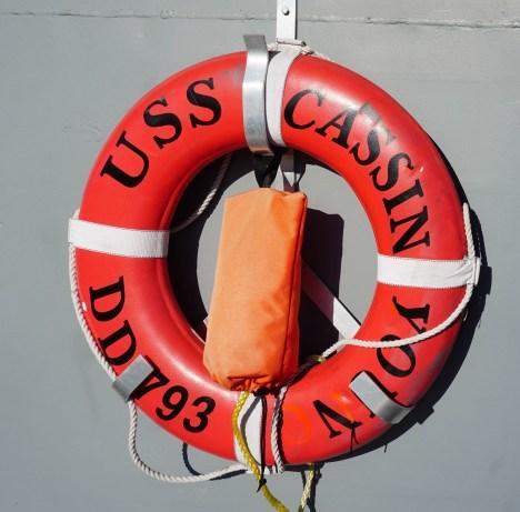 USS Cassin
