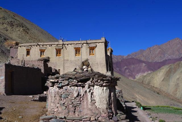 trekking-yurutse-house