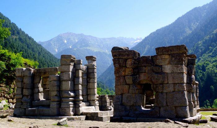 kaschmir-trekking-naranagh-hindutempel