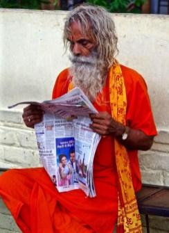 Rishikesh_Sadhu_Zeitung
