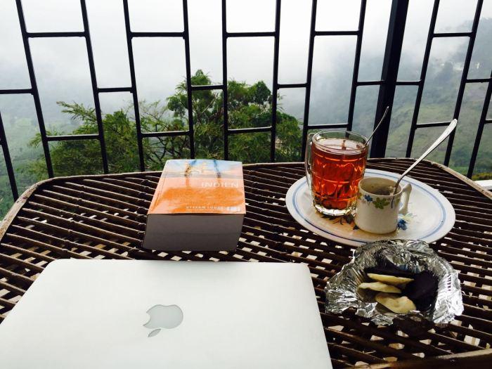 Munnar-Teatime