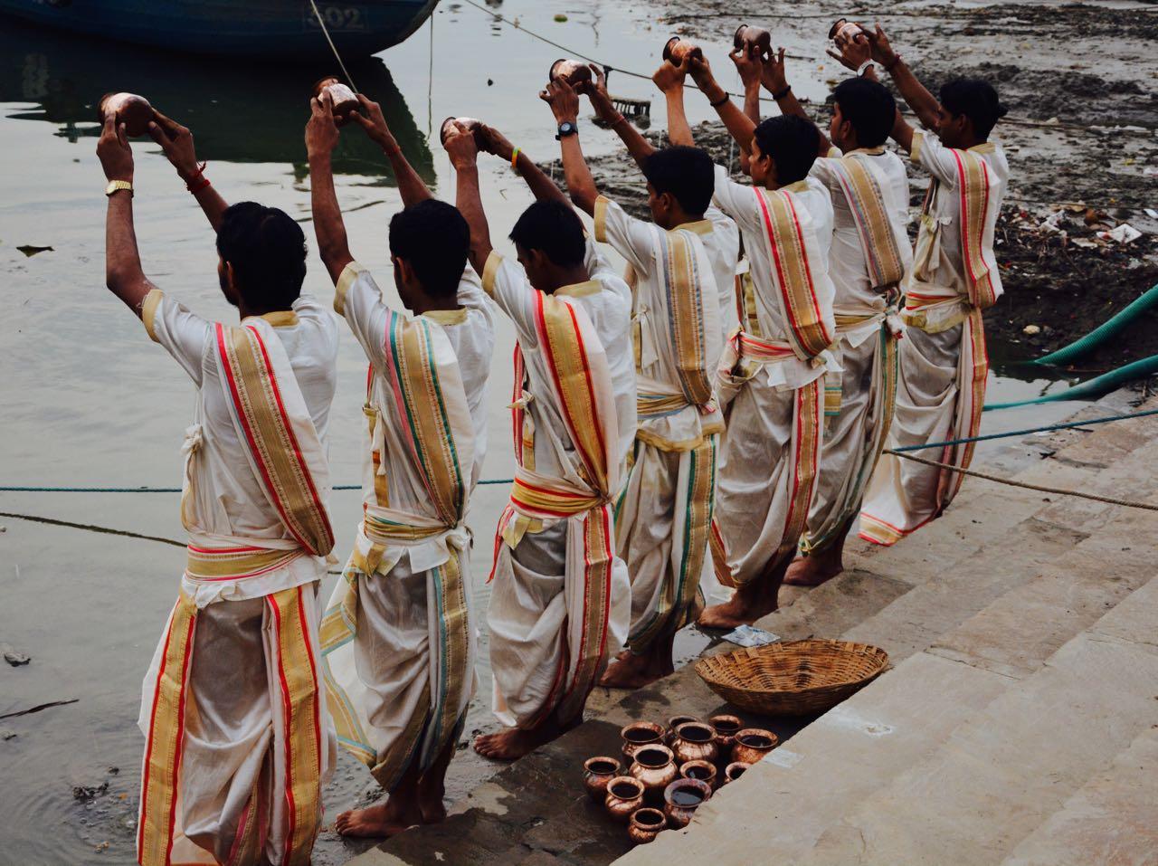 Varanasi-Morning-Aarti