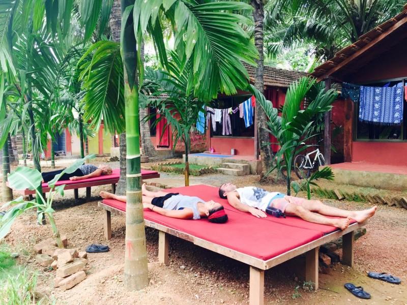 Yogalehrerausbildung Yoga Goa
