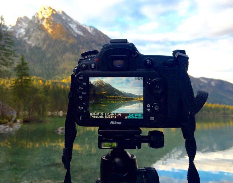 Landschaftsfotografie-Berchtesgaden