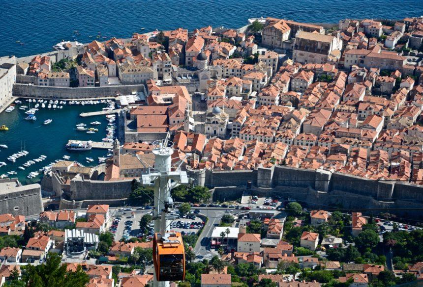 Dubrovnik-Srd-CableCar