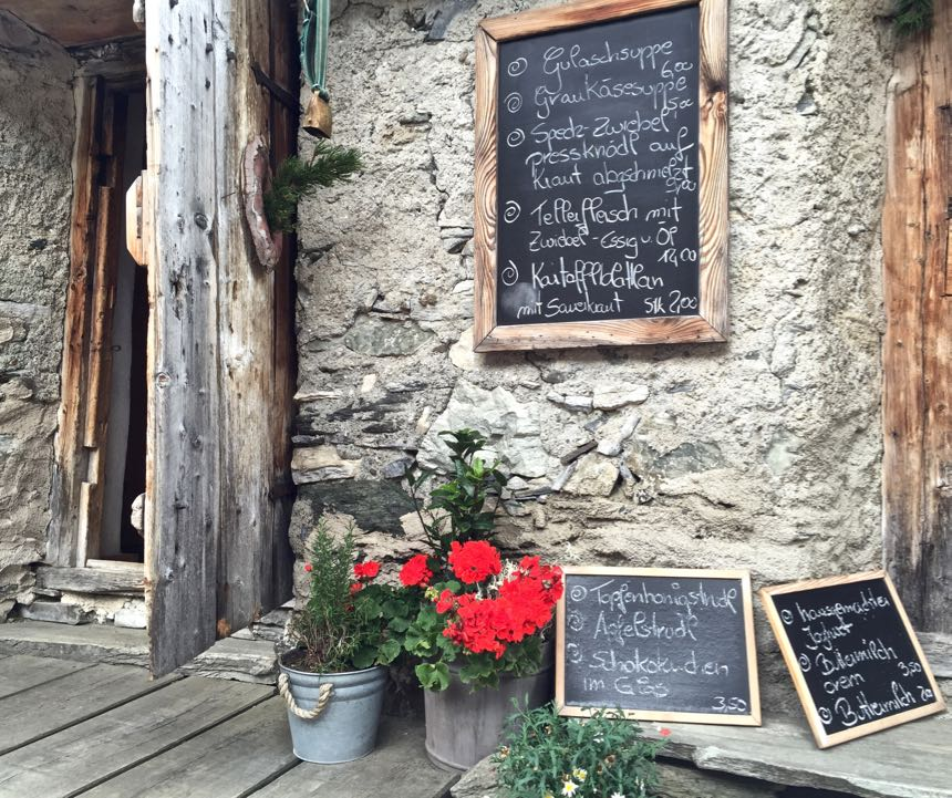 Osttirol Hohe Tauern Jagdhausalm