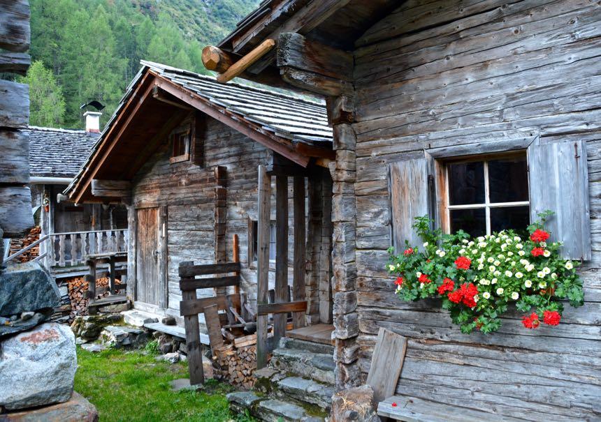 Osttirol Hohe Tauern Gschlösstal