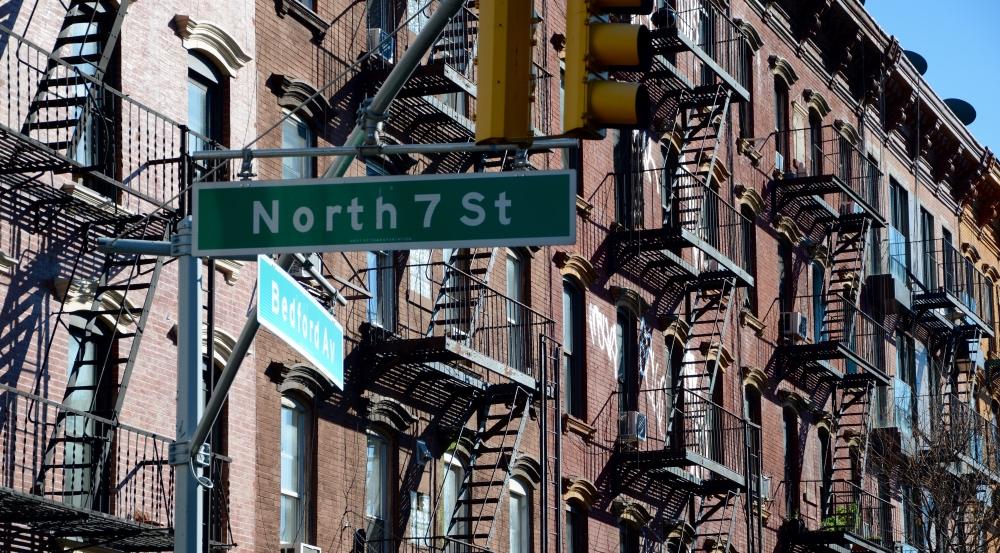 New York Brooklyn Williamsburg
