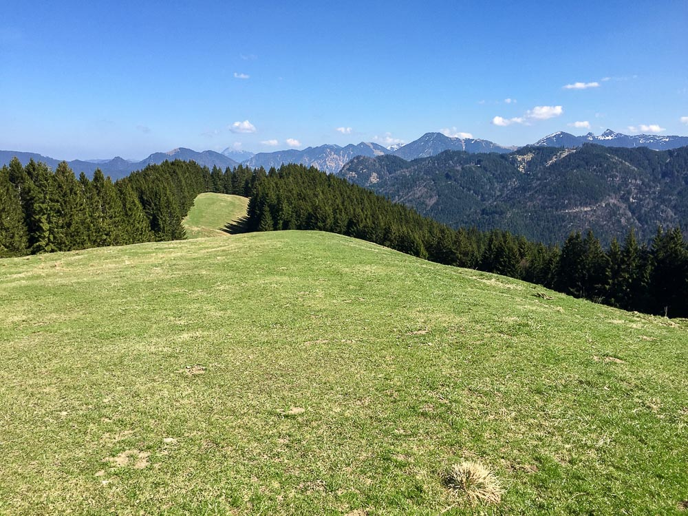 Bayern Tegernsee Aueralm Alpen Reiseblog Traveling the World