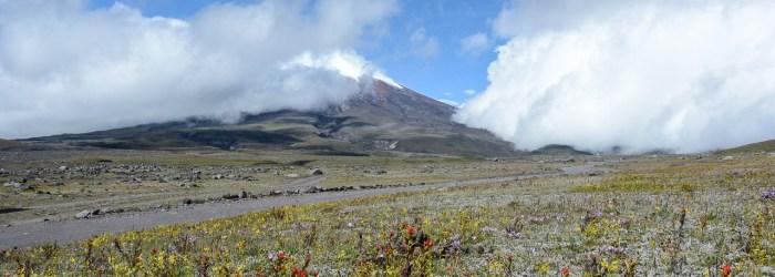 Traveling the World Ecuador Cotopaxi Nationalpark
