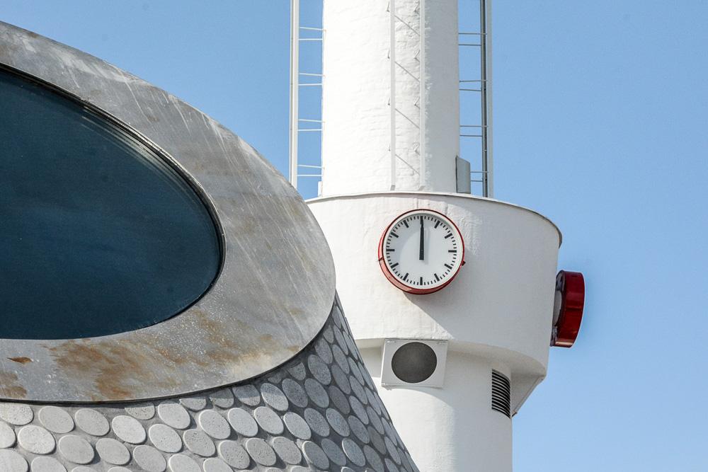 Traveling the World Tallink Silja Helsinki Amos Rex