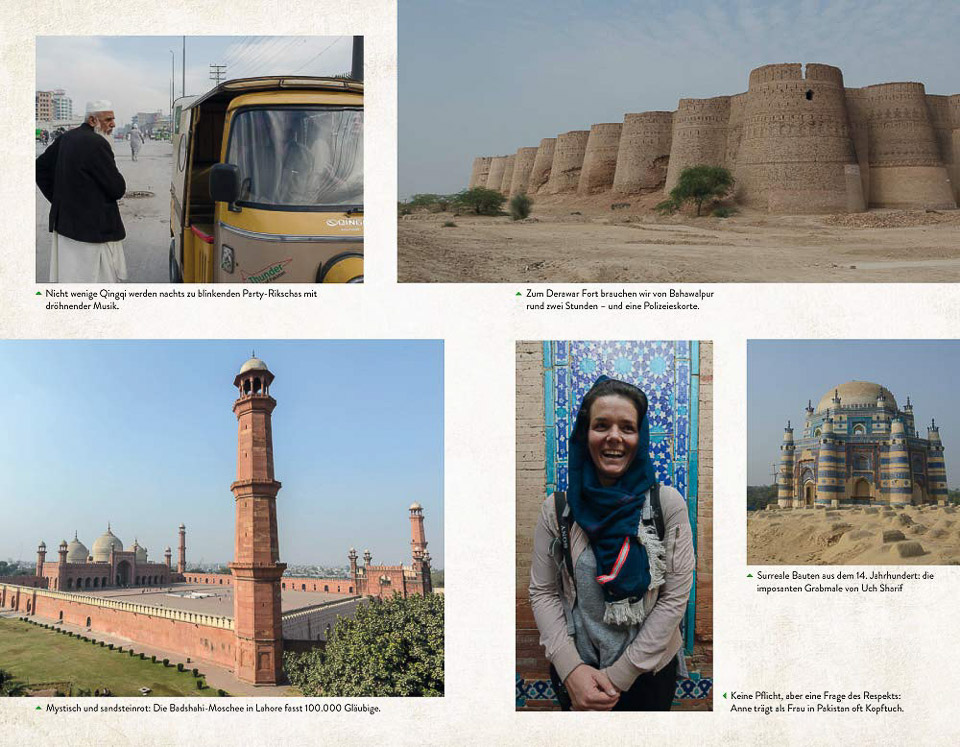 Travellers Archive Backpacking in Pakistan