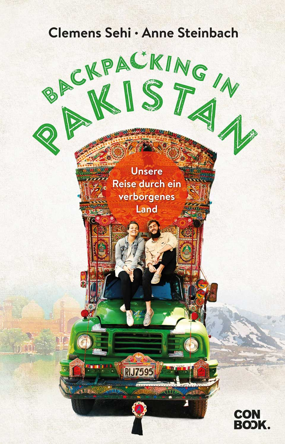 Travellers Archive Backpacking in Pakistan Cover