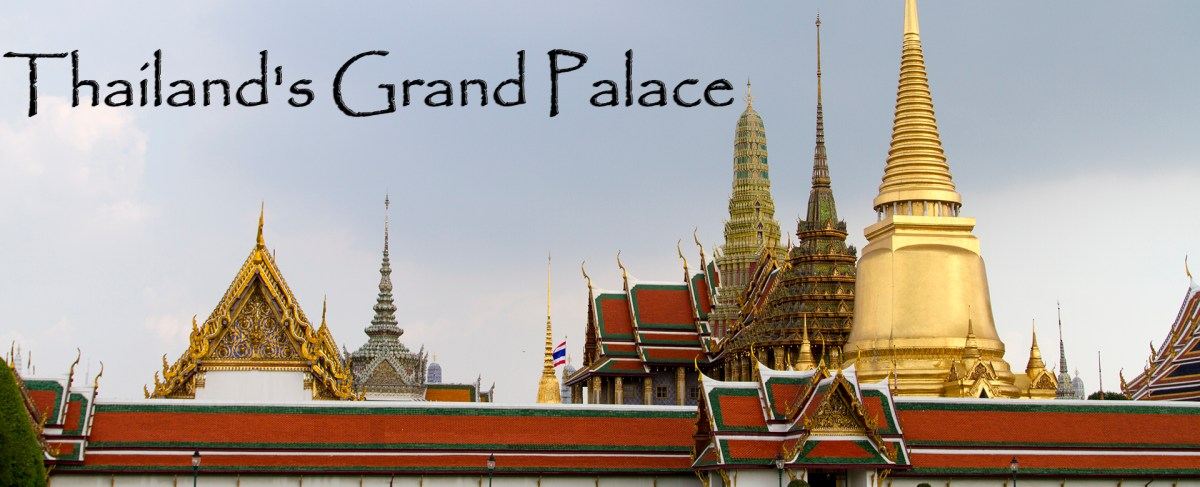 Thailand's Grand Palace