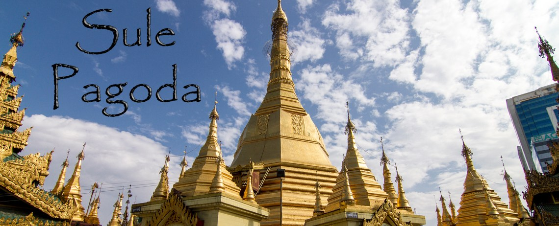 Sule Pagoda is a 2,500-year-old Buddhist temple located in Yangon, Myanmar. Along with being an important religious site, it is also been a rallying point for numerous rebellions.