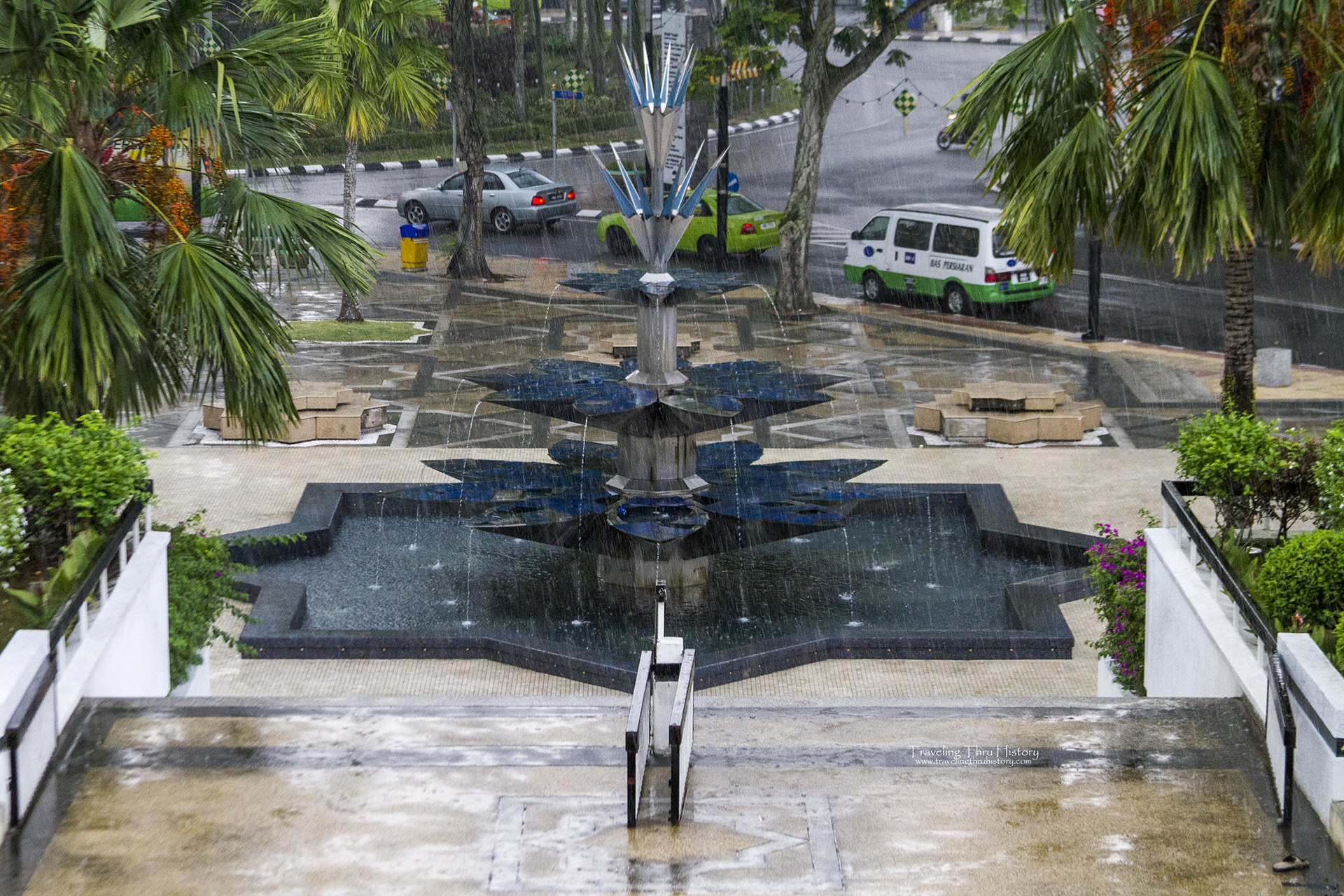 Visiting Kuala Lumpur S National Mosque