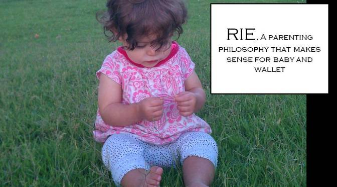 RIE, a parenting philosophy that makes sense for baby and wallet