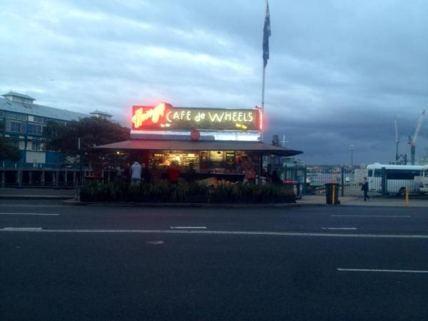 Harry's Cafe de Wheels: The Pride of Woolloomooloo ...