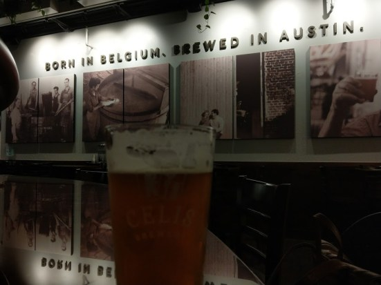 Celis Taproom and Brewery.