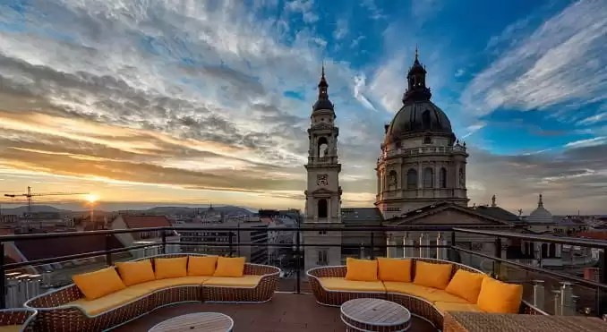 High Note Sky Bar Rooftop Bars In Budapest Hungry min - Budapest Travel Guide-What Every Tourist Should Know About Budapest