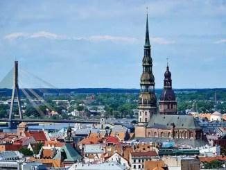 Riga Latvia travel guide