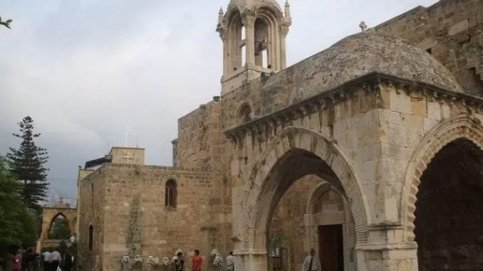 Church of St John Mark e1546967162672 678x381 - Lebanon Travel Guide - A Week Long Road Trip
