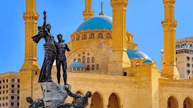 Lebanon Travel Guide Mohammad Al Amin Mosque Lebanon e1546963495684 678x381 - Lebanon Travel Guide - A Week Long Road Trip