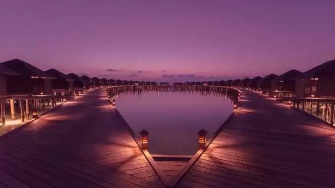 Sunset at Lily Beach Resort Spa – Maldives e1548822441988 - Lily Beach Resort & Spa, Maldives