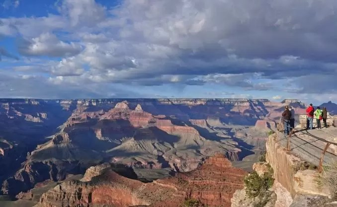 Grand Canyon Landscape e1553707405610 - 9 Most Beautiful Places to Visit Before You Die!
