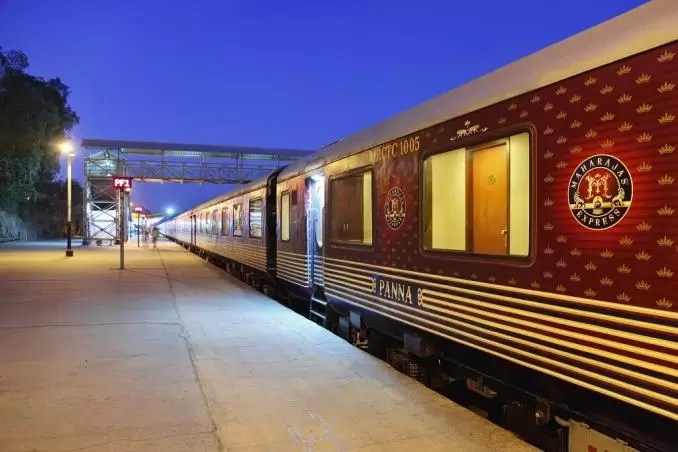 Maharajas' Express Train 1 e1555524979174 - How is the Maharajas' Express Train Different from other Indian Trains?