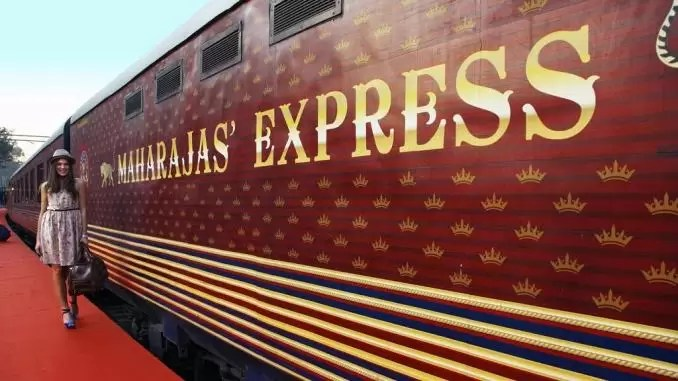 Maharajas' Express Train 4 e1555524376506 - How is the Maharajas' Express Train Different from other Indian Trains?